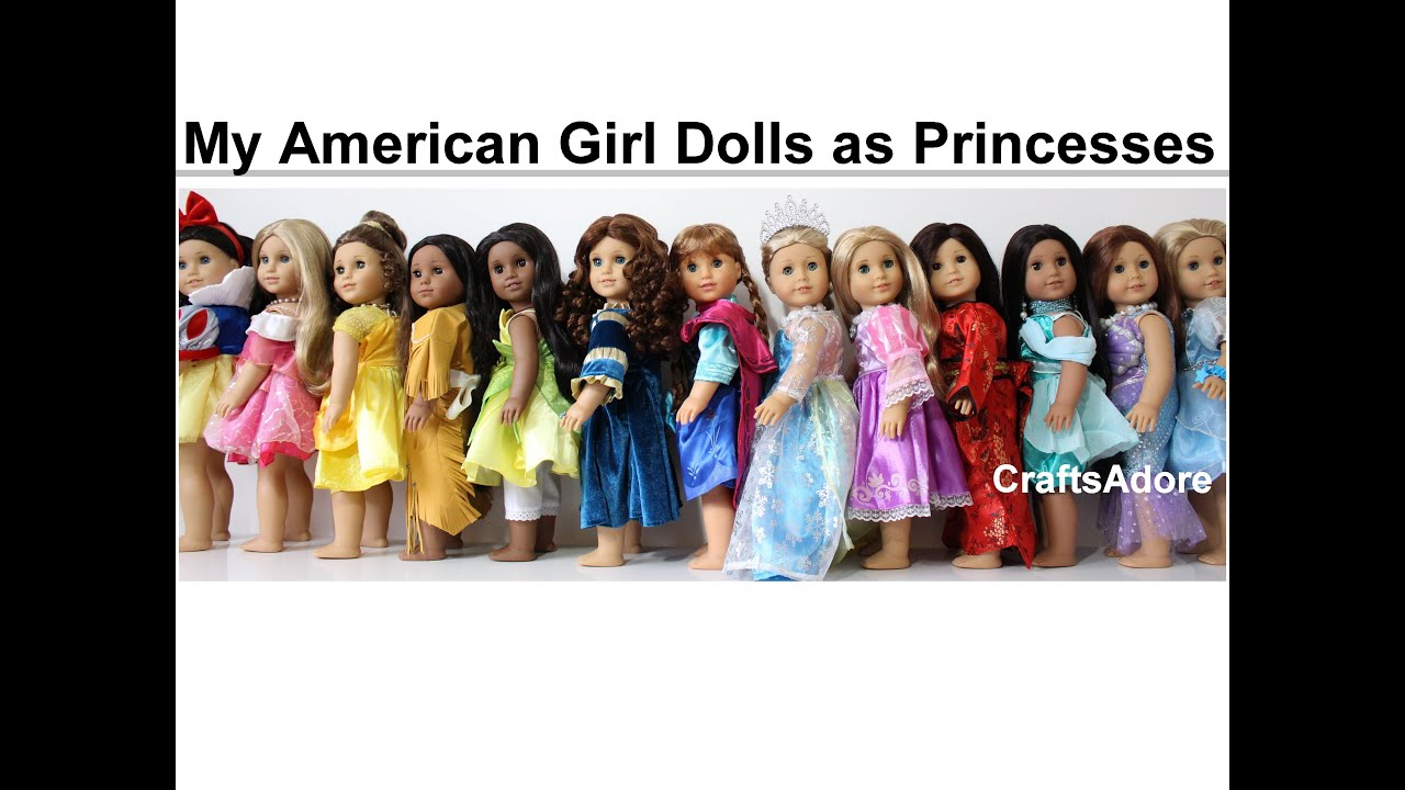 American girl doll dresses pictures