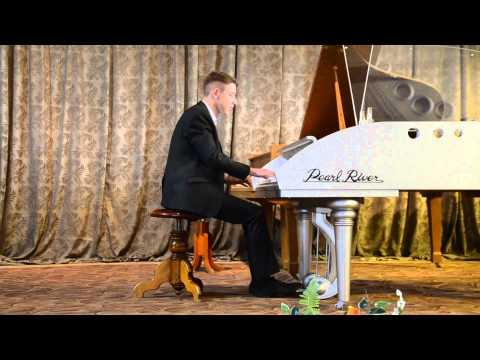Бах Иоганн Себастьян - BWV 866 - Прелюдия №21 (си-бемоль мажор)