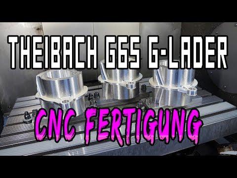 Theibach G65 G-Lader Verdränger Fertigung CNC | G65-Lader.de