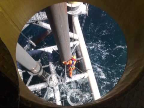 DIRA Introduction ROPE ACCESS RIGGING LIFTING OFFSHORE INDUSTRY IRATA 8027.avi