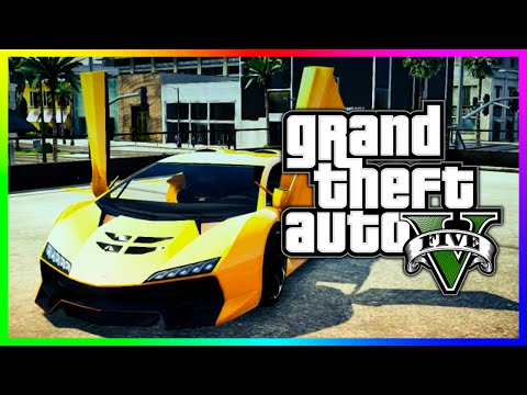 GTA 5 Awesome Custom Paint Jobs -