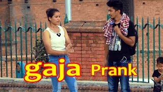 Nepali prankmaster :- selling GAJA