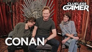 Clueless Gamer Overwatch With Peter Dinklage  Lena