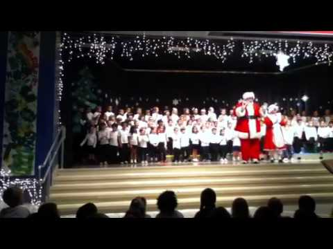 Phillippi Shores Elementary School Kindergarden Musical