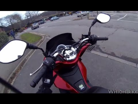 Honda PCX 125 - 2014/15/16 model - Full detailed owners review and scooter walkaround