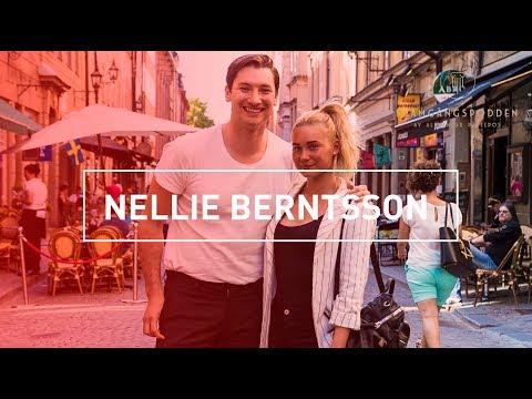 Nellie Berntsson - Näthat och att utnyttjas för att få followers
