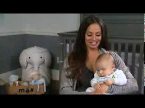 Et Canada - Baby Stratus (max) Makes His Television Debut video