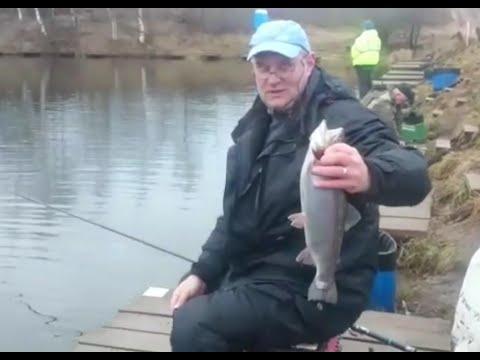 платная рыбалка в рузе форель