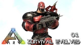 ARK: SURVIVAL EVOLVED - EPIC JOURNEY BEGINS !!! E01 (MOD ANNUNAKI PROMETHEUS RAGNAROK)