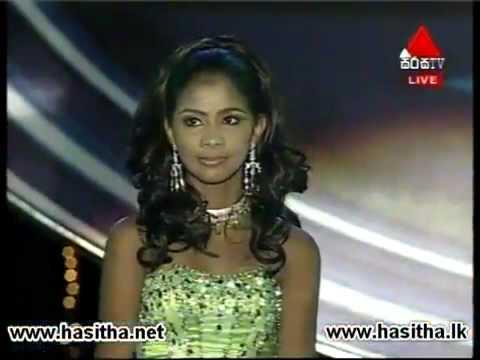 Shanika Madumali - Sanda Komali Tharu Piriwarala - Sirasa Super Star Season 3 Finals video