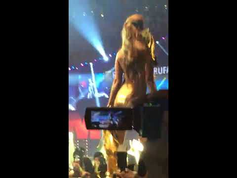 Rochelle Pangilinan, Bangs Garcia and Rufa Mae Quinto at FHM 100 Sexiest 2014