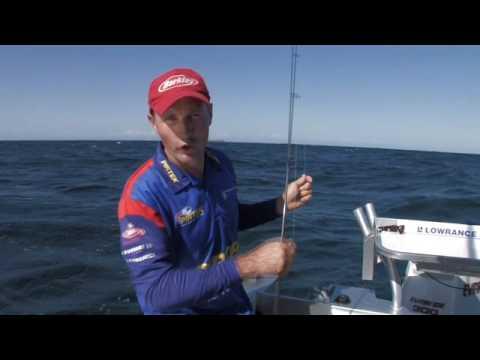 Fishing The Edge, Snapper On Soft plastics