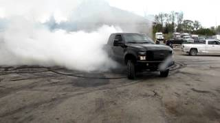 Ford F250 V8 Powerstroke Blows Up