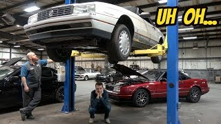 Here's Everything That's Broken With The 2 Cheapest Cadillac Allante