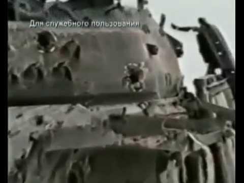 Танк Т-72 против танков США и Израиля. Первая встреча.