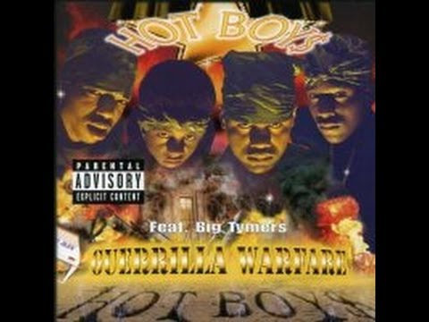 Hot Boys Rappers Hot Boys Guerrilla Warfare