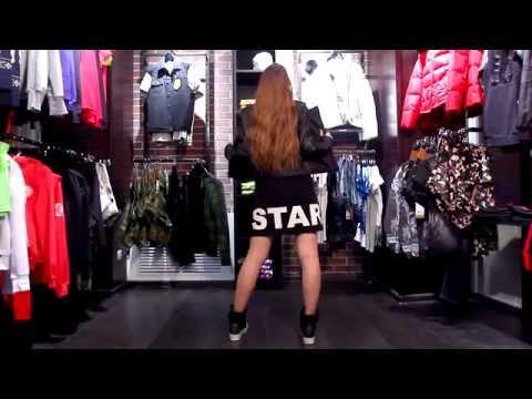 Саша Спилберг & Black Star Shop #spilbergstyle + Туса С Black Star Mafia
