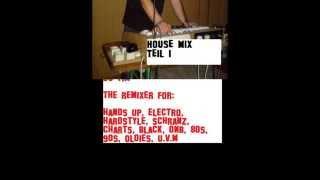 DJ Boer - House Mix 1