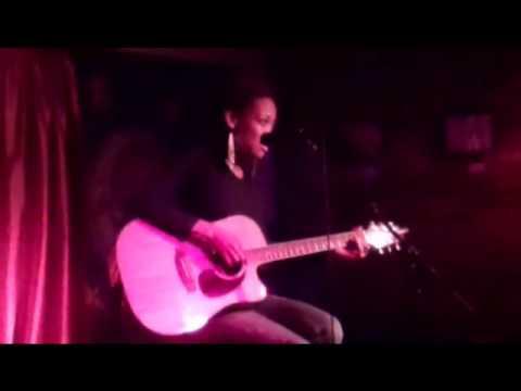 Shanice Green sings