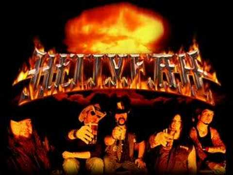 Cover image of song Waging war by Hellyeah