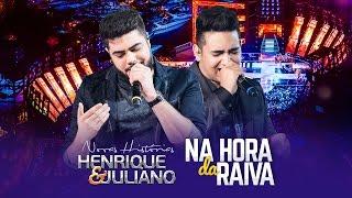 Henrique E Juliano Na Hora Da Raiva Dvd Novas Histórias Ao Vivo Em Recife