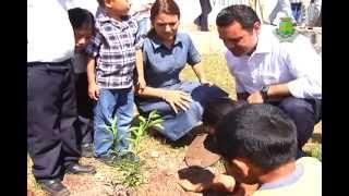 Los huertos comunitarios, un círculo familiar y alimenticio