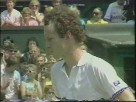 ウィンブルドン 1985 - ジョン マッケンロー