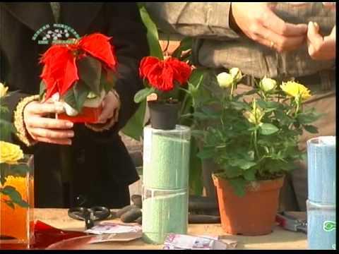 Centros de mesa navide os 1 parte de 2 youtube - Youtube centros de mesa navidenos ...