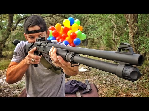 The Best For Home Defense?!?! Benelli M4