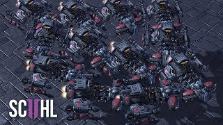 Serral vs. Mass Battlecruisers - Starcraft 2 IEM 2019