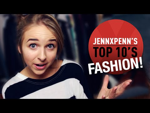 Jennxpenn's Top 10 Back To School Fashion Trends