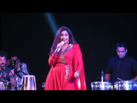 Zubi Dubi (3 Idiots) By Shreya Ghoshal Live video