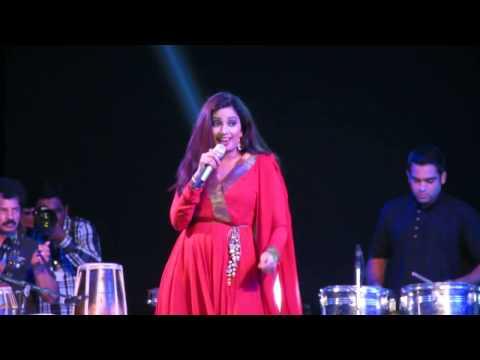 Zubi Dubi (3 Idiots) By Shreya Ghoshal Live video
