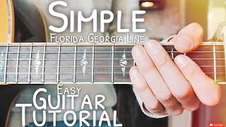 Download Simple Florida Georgia Line Guitar Lesson for Beginners  Simple Guitar  Lesson 504