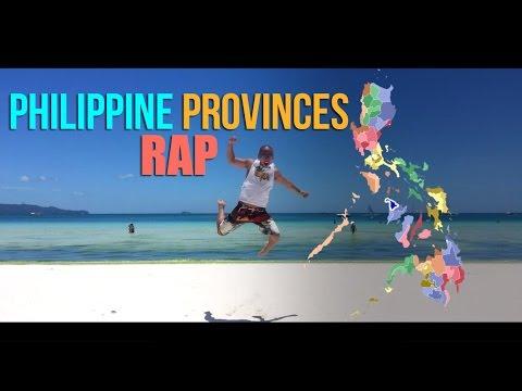 Philippine Provinces Rap