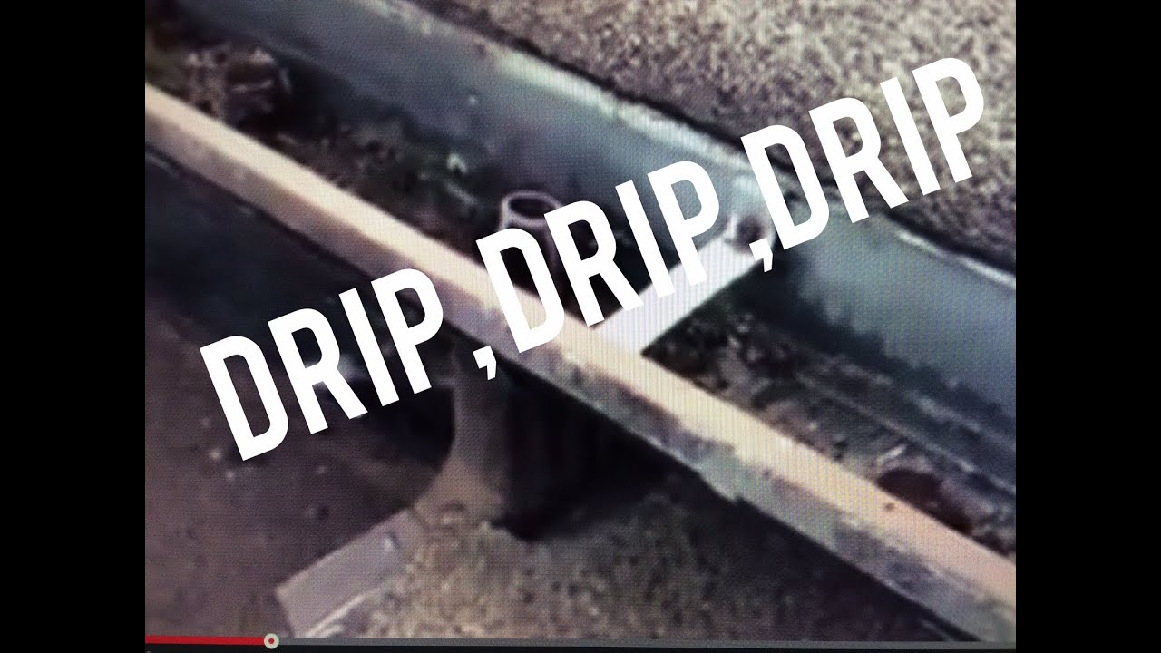 How To Fix A Leaky Gutter Or Eave Trough With Drip Edge