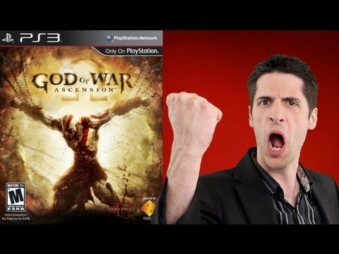 God of War: Ascension game review