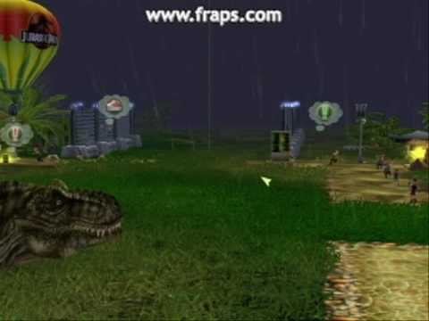 Jurassic Park operation Genesis: Revenge of the Extinct