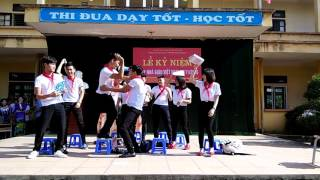 Kịch : Học Sinh Là Thế - Chi Đoàn 12B1