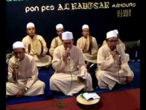 Shalawat Al - Banjari Live In Mojokerto video