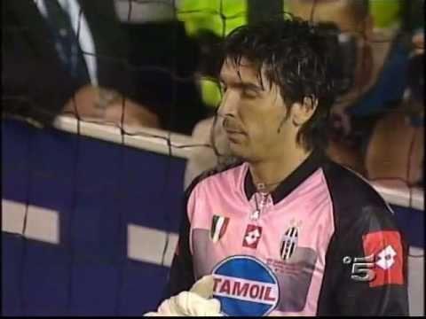 Милан - Ювентус (пенальти) Финал Лч 2002/03