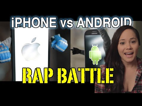 iPHONE USERS vs. ANDROID USERS _LanaMcKissack_MOGA