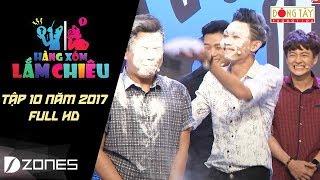 Hàng Xóm Lắm Chiêu Mùa 04 (2017)   Tập 10 Full HD: Hoàng Mèo, Thanh Tân, Gia Linh(28/8/2017)