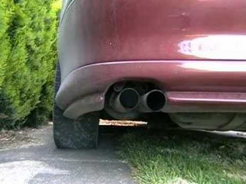 VT With Redback Cat-Back Exhaust