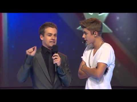 Justin Bieber - Interview - Australias Got Talent .mp4