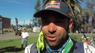Dakar 2016: prima vittoria di speciale per Antoine Meo