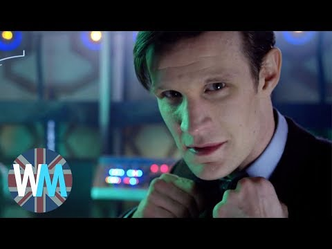 Top 10 Doctor Who Moments