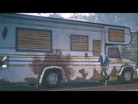 The Walking Dead Collection Episode 3 - RV Bug