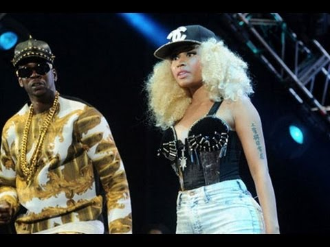 NICKI MINAJ PERFORMS AT HOT 97 SUMMER JAM & LIL WAYNE SURPRISE GUEST!