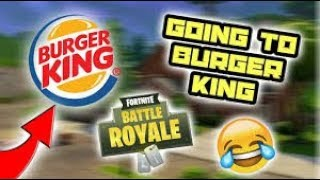 I ate Burger king for 12 hours straight and it turned me into this! (funny)